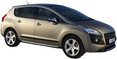 Présentation complète du premier crossover Peugeot, le Peugeot 3008.<br> Une silhouette un peu massive, mais un contenu technologique poussé. Ce véhicule sera un des premiers à bénéficier d'une motorisation hybride diesel-électricité..