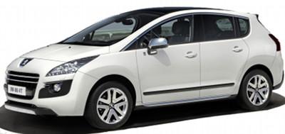 Enfin, Peugeot innove et rentre de plein pied dans le monde de l'hybridation thermique - électricité avec une technologie maison, pour une première mondiale: le premier véhicule full hybrid diesel - électricité, la Peugeot 3008 Hybrid4. <br> Le 2.0L HDI DW10 de 163ch entraîne lmes ropues avant, alors que l'aspect 4x4 et entraînement des roues arrière est assuré par un moteur électrique, monté sur l'essieu arrière. <br> La Peugeot 3008 Hybrid4 peut fonctionner en mode ZEV (soit 100% électrique), 4x4, ou en mode automatique, dans lequel le moteur électrique recharge les batteries dans les phases de décélération, et aide le moteur thermique en accélération ou lors des changements de rapports de boîte pour éviter les fameux 'trous à l'accélération'..
